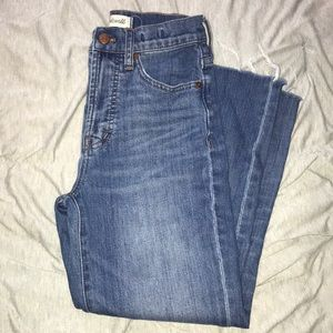 Madewell the perfect vintage jean sz 24